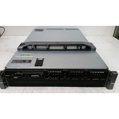 Dell PowerEdge R810 Dual 10-Core Xeon (E7- 2850) 2.00GHz 2 RU Server