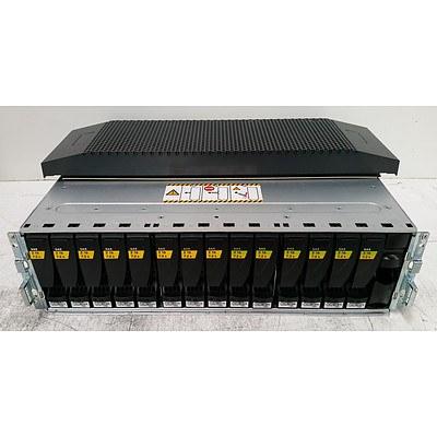 EMC2 KTN-STL3 15-Bay Hard Drive Array with 34TB of Total Storage
