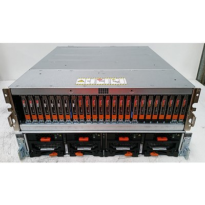EMC2 STPE25 25-Bay Hard Drive Array and EMC2 TRPE Storage Array Controller