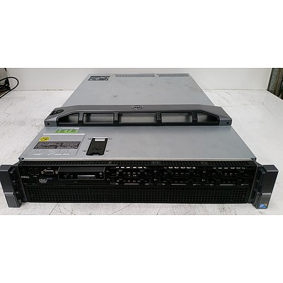Dell PowerEdge R810 Dual 8-Core Xeon (X7560) 2.26GHz 2 RU Server