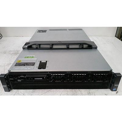 Dell PowerEdge R810 Dual 8-Core Xeon (X7560) 2.26GHz 2 RU Server