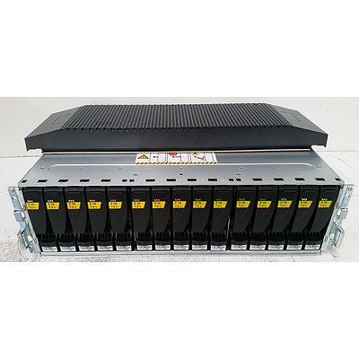 EMC2 KTN-STL3 15-Bay Hard Drive Array with 37TB of Total Storage