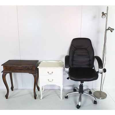Assortment of Household and Office Furniture