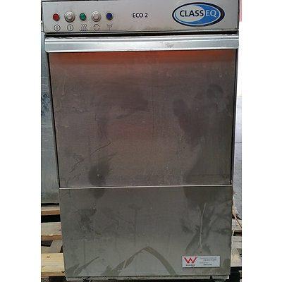 CLASSEQ Under Bench Glass Washer