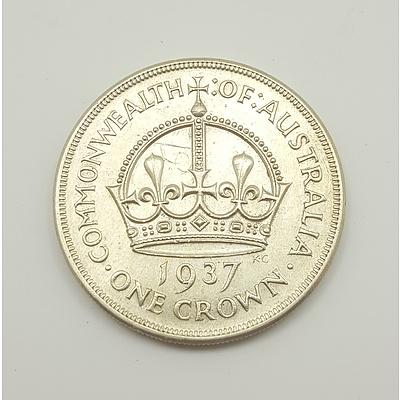 1937 Commonwealth of Australia Crown