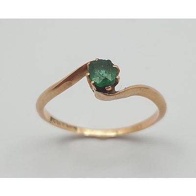Vintage 15ct Rose Gold Ring