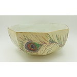 Shelley Hand Painted Fruit Bowl