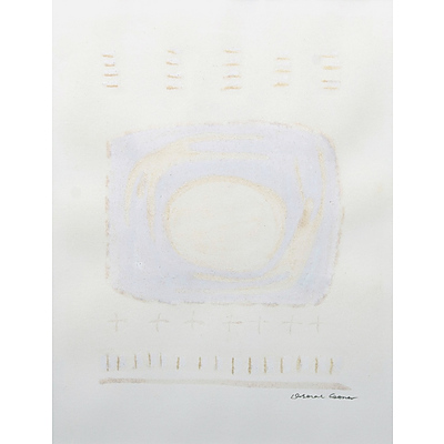 GESNER?: Abstract Pastel