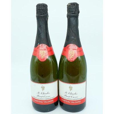 2 Bottles of St.Charles Brut Cuvee