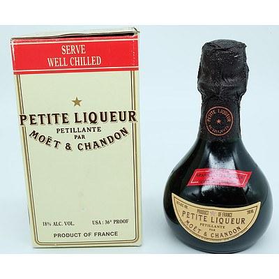 Moet & Chandon Petit French Sparkling Liqueur 200ml