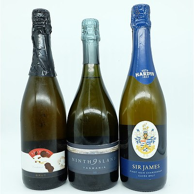 3 Bottles of Mixed Wines