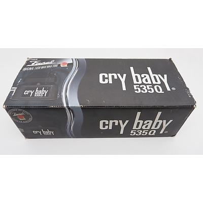 Cry Baby 535Q Multi-Wah Pedal