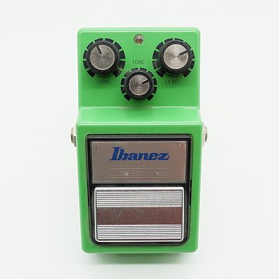 Ibanez TS 9 Tube Screamer Guitar Pedal