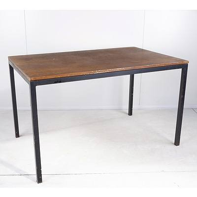 Industrial Style Study Desk