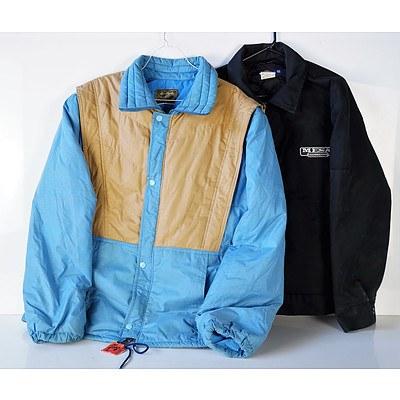 Dickies Large Mesa Engineering Jacket and Stratford Snow Jacket