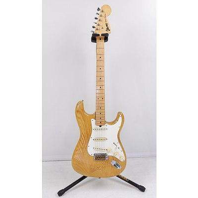 """1978 Ibanez M.I.J Silver Series """"""""Lawsuit"""""""" Stratocaster"""
