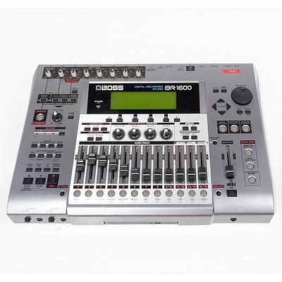 Boss Digital Recording Studio BR-1600CD