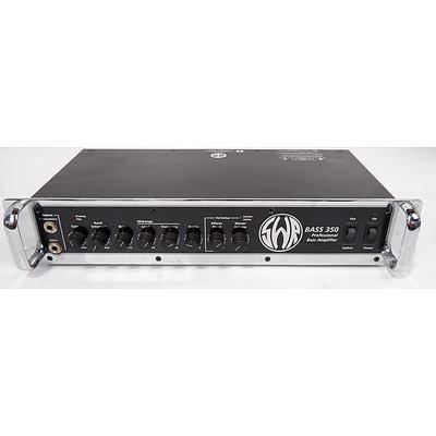 SWR Bass 350 Proffesional Bass Amplifier