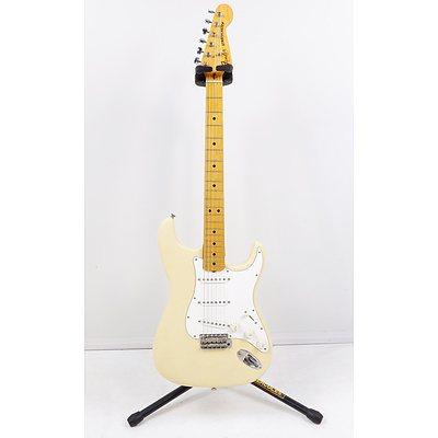 1980's Fender Stratocaster with Hardcase