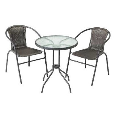 Four Piece Outdoor Patio Setting - Brand New