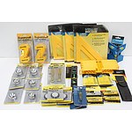 Construction Leveling and Measuring Equipment - Lot of 40 - Brand New