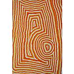 NANGALA, Ningie (born c1934) 'Mungkayi,' 2004. Inscribed Warlayirti Artists (cat 744/04) Acrylic on Canvas