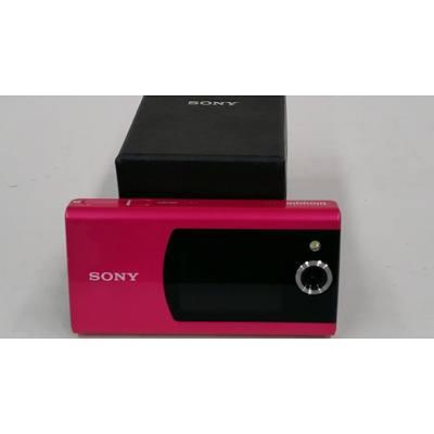 Sony Bloggie Duo MHS-FS2 Camcorder