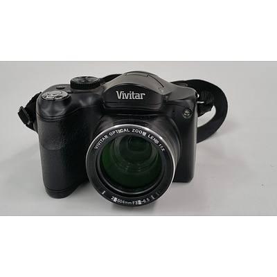 Vivitar 16 Megapixel Digital Camera