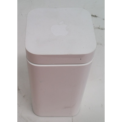 Apple AirPort Express and Extreme Routers - Lot of Two