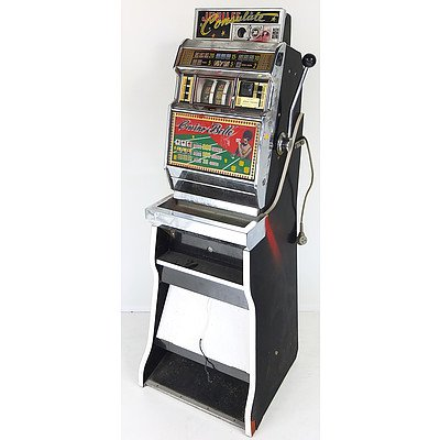 Jubilee Consulate Slot Machine