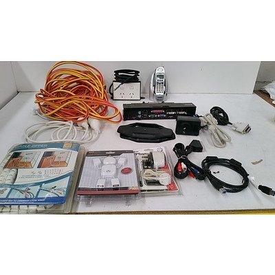 Assorted Home IT & Electronics - Box Lot