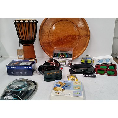 Assorted Homewares