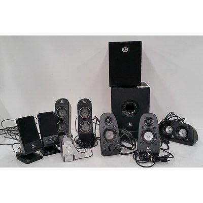 Assorted Audio & Video Equipment