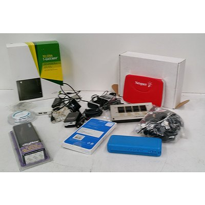 Assorted Home IT Equipment