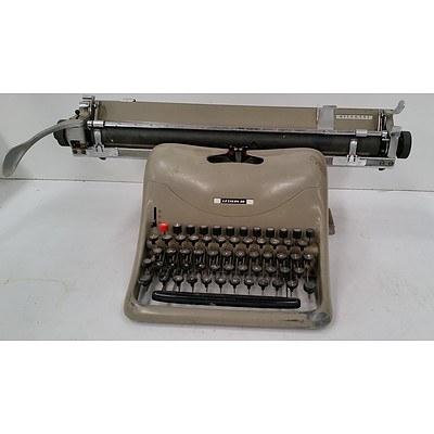 Olivetti  Lexicon 80 Typewriter -C1950