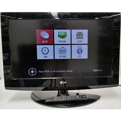 """LG 26"""" LCD Television"""