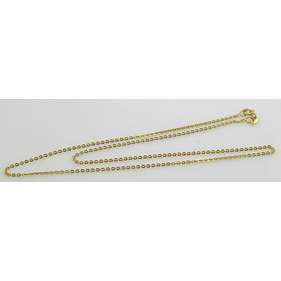 Italian 14ct Gold Chain