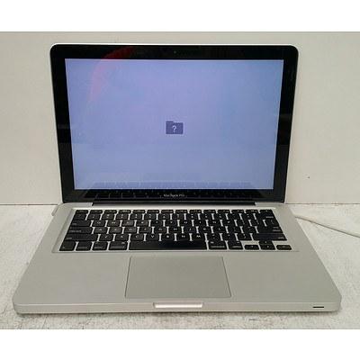 """Apple A1278 13"""" Core i7 (2620M) 2.70GHz MacBook Pro"""