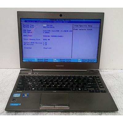 Toshiba Satellite Z830 13-Inch Core i5 (2467M) 1.60GHz Laptop
