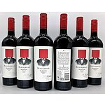 Case of 6x 750ml Bottles 2017 St. Hallett's Blockhead Barossa Shiraz Grenache - RRP $180.00
