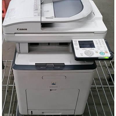 Canon ImageCLASS MF9220Cdn Colour Multi-Function Printer
