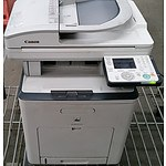 Canon ImageCLASS MF9220Cdn Colour Multi-Function Printer