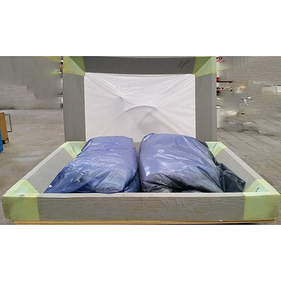 Queen Size Watebeds - Lot of Two