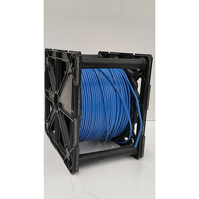 TE Connectivity 288 Meter Roll Category 6 Network Cable