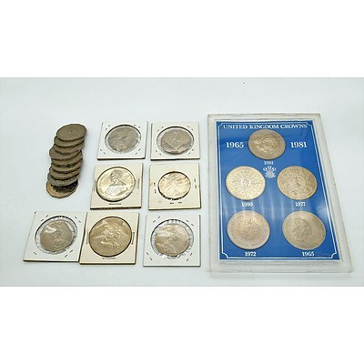 Group of Various Collectable Coins