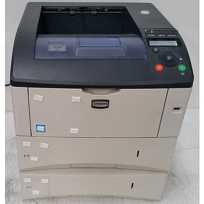 Kyocera EcoSys FS-3920DN Black & White Laser Printer