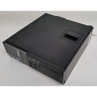 Dell OptiPlex 990 Core i7 (2600) 3.40GHz Small Form Factor Computer
