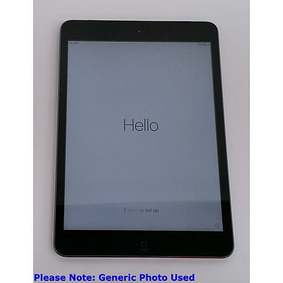 Apple (A1490) 7.9-Inch GSM Space Gray 16GB iPad Mini 2