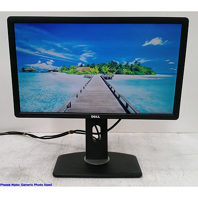 Dell P2212Hb 22-Inch Full HD (1080p) Widescreen LED-backlit LCD Monitor
