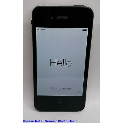 Apple (A1387) 3.5-Inch GSM Black 16GB iPhone 4S